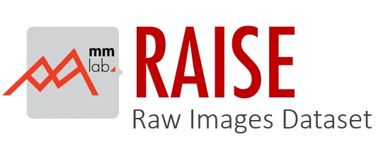 RAISE - The Raw Images Dataset